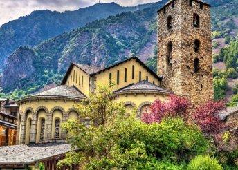7 napos körutazás a Pireneusokban, repülőjeggyel, 3-4*-os szállásokkal