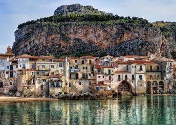 8 napos kirándulás Szicíliában, repülőjeggyel, reggelivel, városnézésekkel, idegenvezetéssel