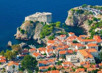 7 napos adriai körutazás Boszniában, Dalmáciában és Montenegróban, buszos utazással, félpanzióval