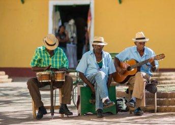 12 napos karibi kaland Kubában, repülőjeggyel, teljes ellátással, Varaderón all inclusive ellátással
