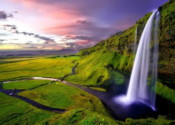 8 napos nagy izlandi körutazás, repülőjeggyel, reggelivel, idegenvezetéssel