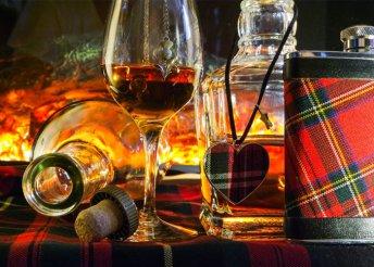 5 napos körutazás Skóciában, a híres skót whiskey nyomában, repülőjeggyel, illetékkel, reggelivel