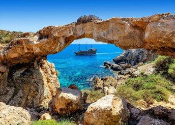 5 napos kirándulás Észak-Cipruson gasztronómiai élményekkel, repülőjeggyel, illetékkel