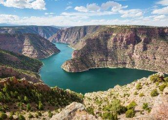 Kirándulás Amerika híres nemzeti parkjaiban, repülőjeggyel, illetékkel, helyi busszal, reggelivel