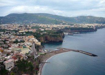 Buszos kirándulás Dél-Olaszországban, félpanzióval, programokkal, idegenvezetéssel, az őszi szünetben is