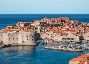 11 napos buszos körutazás az Adriánál, Dubrovniktól Isztriáig, félpanzióval, 3-4*-os szállásokkal