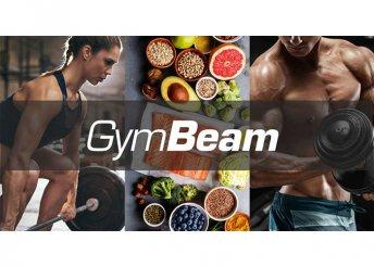 GymBeam: megbízható táplálékkiegészítők és fitness ruházat, óriási kedvezményekkel!