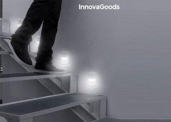 LED világítás mozgásérzékelővel (2db)