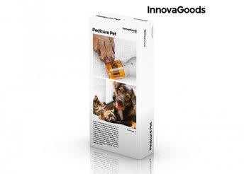 InnovaGoods Home Pet elektromos körömreszelő kisállatoknak