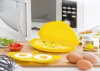 InnovaGoods Kitchen Foodies edény mikróhullámú sütőbe