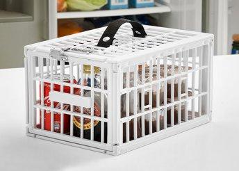 InnovaGoods Kitchen Food Safe Foodies biztonsági tároló hűtőbe