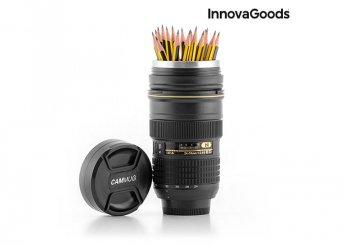 InnovaGoods Gadget Cool termosz pohár fedéllel