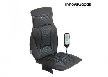 InnovaGoods Wellness Relax Shiatsu Termikus masszázs ülés