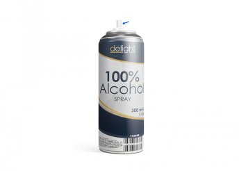 100% Alkohol spray - 300 ml
