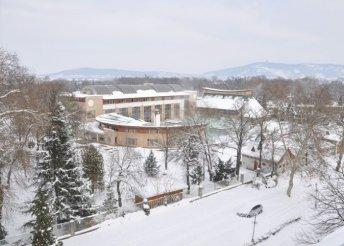 Karácsony Harkányban: 3 nap 1 fő részére, az Ametiszt Hotel vendégeként