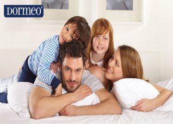Dormeo kedvezmények az alvás és a kényelem szerelmeseinek!
