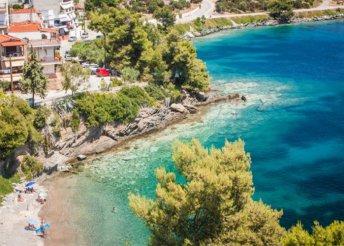 8 napos buszos nyaralás a halkidiki-i Neos Marmaras-on