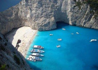 8 napos buszos nyaralás Zakynthos-on