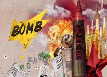 Bomb 60 perces szabadulós játék 2-6 főre