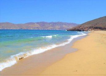 8 napos nyaralás 2 személyre, Míkonosz, a Panormos Village 3*, félpanzió, repülőjeggyel, illetékkel