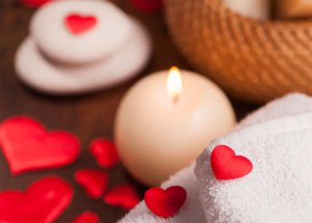 3 napos Valentin napi wellness 2 főre félpanzióval a miskolctapolcai Bástya Wellness Hotelben****