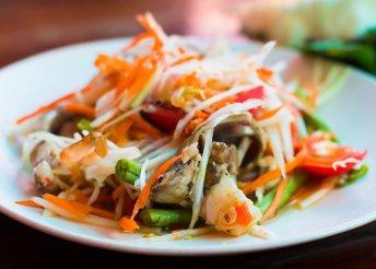 Thaiföld ízei tanfolyam az Al-Ba Cook Főző és Cukrász Iskolától