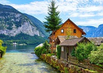 5 napos kirándulás az Alpokban, Ausztriában, Németországban és Svájcban, busszal