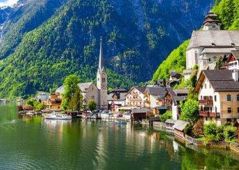 3 napos kirándulás Ausztriában, a Salzkammerguti-tavaknál, busszal, reggelivel, akár Húsvétkor is