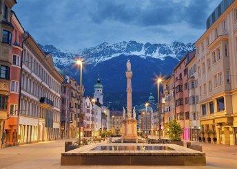 4 napos kirándulás Tirolban, buszos utazással, 3*-os szállással és reggelivel