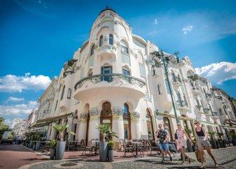 1 napos városnézés Szegeden, a szecesszió nyomában, busszal, ebédre halászlével és túrós csuszával