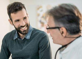 Hasi és kismedencei, valamint hereultrahang férfiaknak a MyDoctor Egészségközpontban