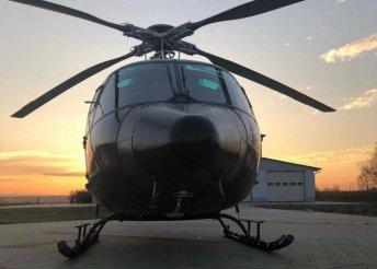 15, 30 vagy 60 perces élményrepülés helikopterrel a Balaton felett