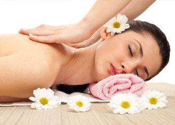 90 perces kiegyensúlyozó, aromaterápiás vagy shea vajas masszázs a Relax Spa szalonban