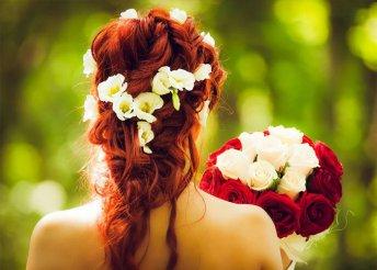 Női hajfestés akár hosszú hajra is a Jászai Mari tér mögött, a The Global Beauty szalonban
