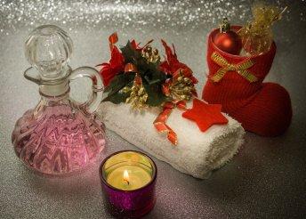 3 vagy 4 napos karácsonyi wellness 2 személyre a hajdúszoboszlói Rudolf Hotelben