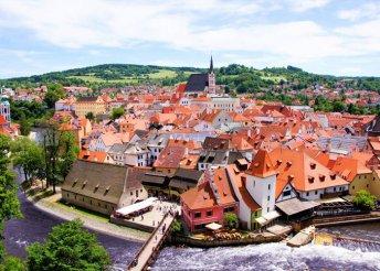 3 napos körutazás Csehországban, dél-cseh várakhoz és a Klosterneuburgi Apátsághoz
