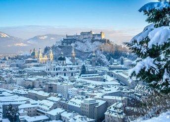 3 napos adventi utazás Salzburgba és Melkbe, busszal, 3*-os szállással, félpanzióval