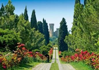 3 napos kirándulás a legszebb olasz parkokban, buszos utazással, reggelivel, 3*-os szállással