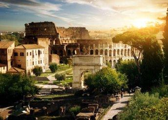 5 napos kirándulás Olaszországban, Rómában, velencei és firenzei kiruccanással