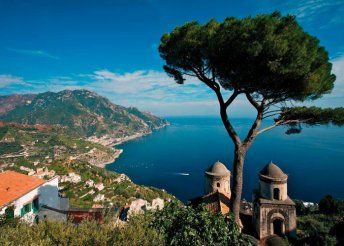7 napos kirándulás a Sorrentói-félszigeten, buszos utazással, reggelivel, 3*-os szállással