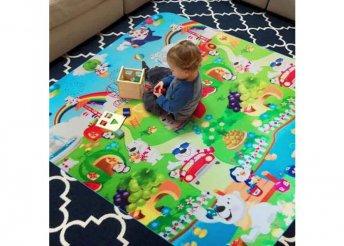 Játszószőnyeg 148,5 x 180 cm