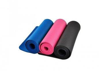 Jóga matrac, ajándék táskával 3 színben