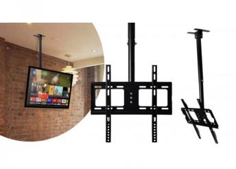 Plafonhoz rögzíthető TV tartó konzol, 26-55'