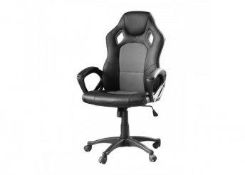 Gamer szék basic - szürke