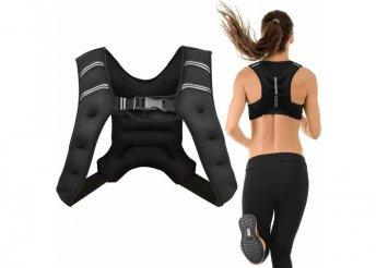 Súlymellény edzéshez - 5 kg