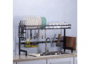 Edényszárító mosogató fölé - dupla