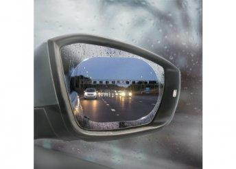 Vízlepergető fólia visszapillantó tükörre - 2 db / csomag