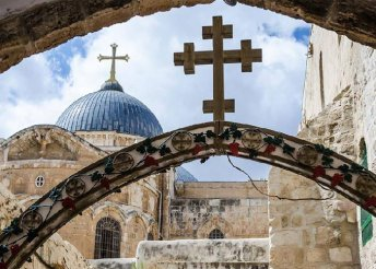 10 napos nagy körutazás a Szentföldön, Izraelben, repülőjeggyel, reggelivel