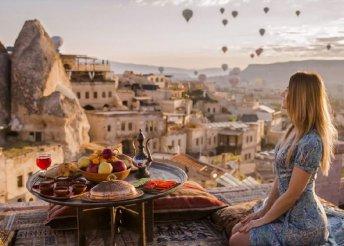 13 napos nagy körutazás Törökországban, repülőjeggyel, félpanzióval