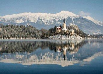 4 napos szilveszteri csillagtúra Szlovéniában, buszos utazással, reggelivel, 3*-os szállással